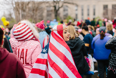 INAUGURATION WEEKEND 2017 | WOMENS MARCH | 1.21.2017