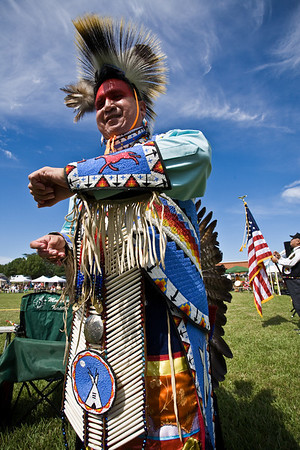 Indian Pow Wow in Indian Trail, NC