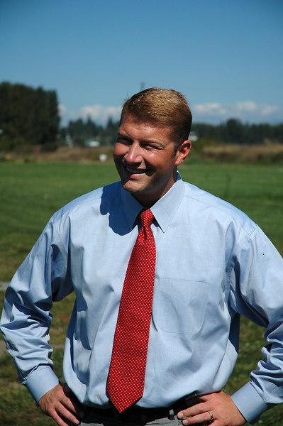 Snohomish County Executive Aaron Reardon