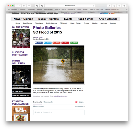 SC Flood of 2015