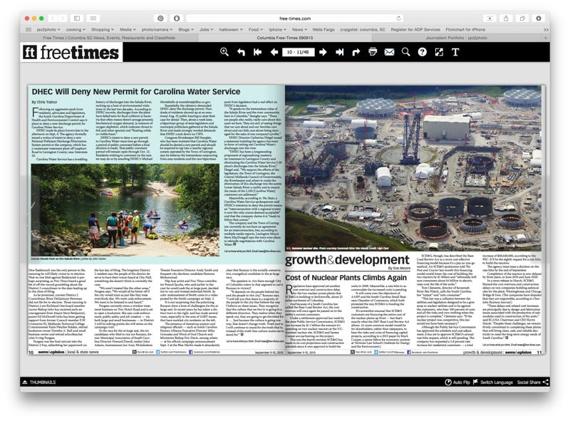 Free Times Newspaper 09/09/2015