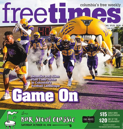 Free Times Cover for October 10, 2018