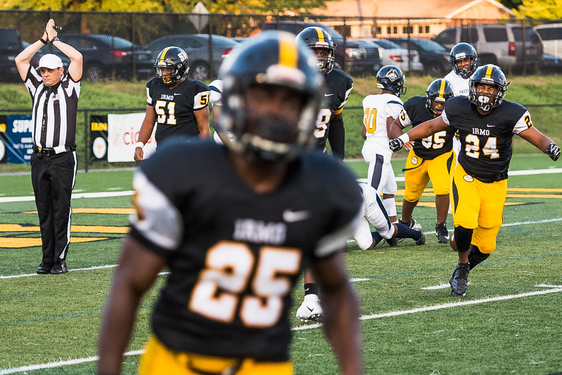 Irmo Vs. Keenan at W. C. Hawkins Stadium, in Irmo on August 24, 2018. John A. Carlos II
