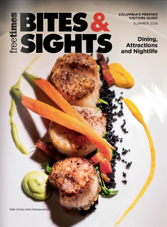 Free Times Bites & Sights Summer Issue