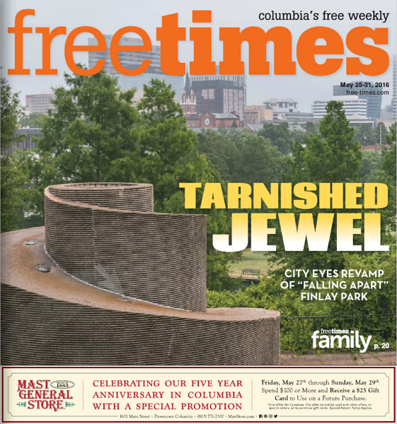 Free Times May 25, 2016
