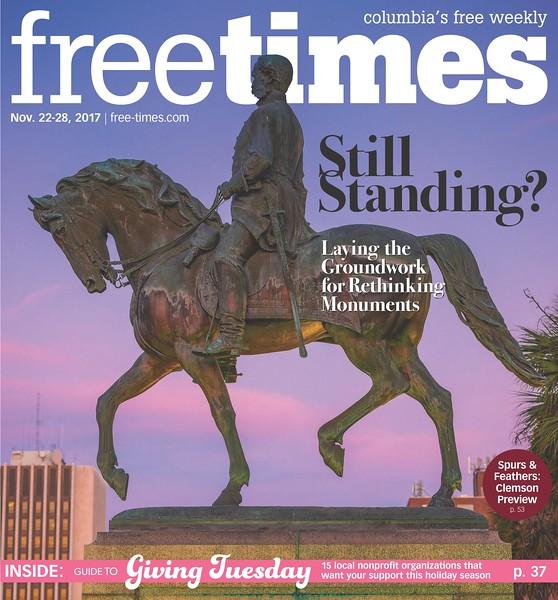 Free Times Nov. 22, 2017