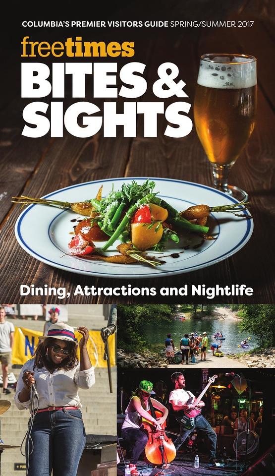 Bites & Sights Spring/Summer 2017