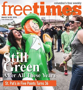Free Times Cover for March 14, 2018