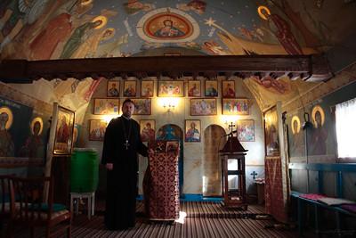 Biserica de lemn ''Sf. Teodor Tiron''