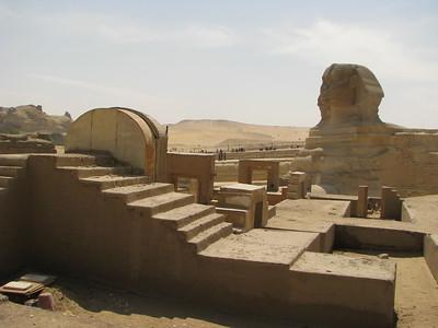 II. Amenhotep Szfinx-temploma