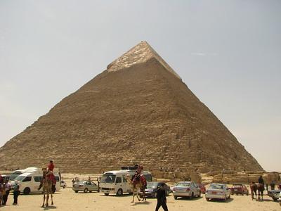 Hafre Wer - Kephrén piramisa
