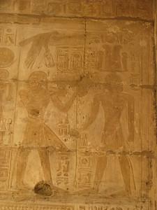 II. Ramszesz Ozirisz előtt