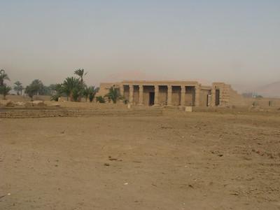 I. Széthi gurnai temploma