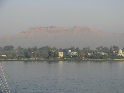 Szmog a Nílus felett