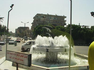 Qena - Egyiptom általam látott egyik legtisztább, legrendezettebb városa