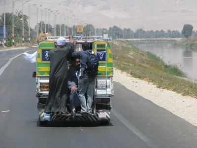 A tömegközlekedést szó szerint kell érteni