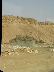 A sivatag színei - letörés