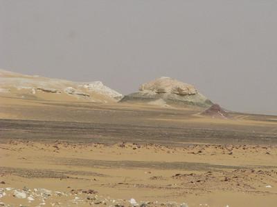 Dóm a Fehér-sivatagban