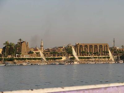 A Luxor Templom a Nílusról