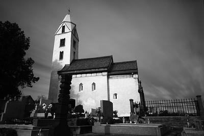 Egregy, az Árpád-kori Mária-Magdolna templom
