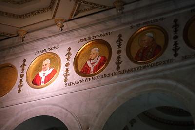 San Paolo Fuori le Mura — Falakon Túli Szent Pál bazilika