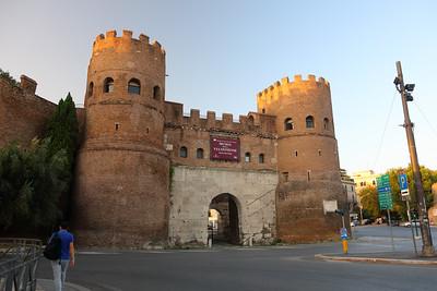 Porta San Paolo — Szent Pál-kapu