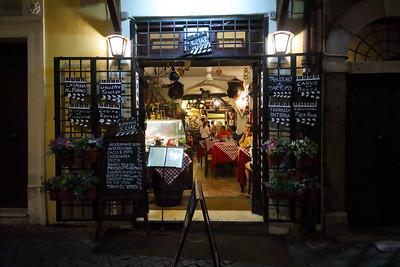 Ilciak, Trastevere