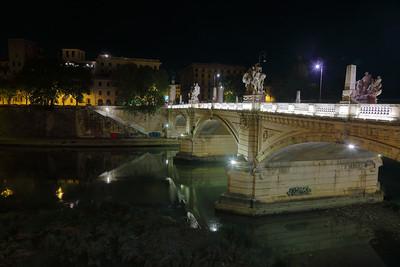 Ponte Vittorio Emanuele II — A II. Viktor-Emánuel-híd
