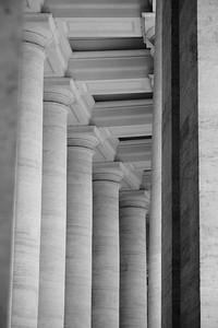 Bernini's Colonnade — Bernini oszlopsora