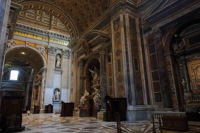 S Pietro — St. Peter's — Szent Péter bazilika