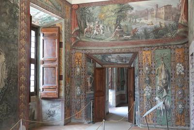 Sala di cacciatori — A Vadászterem