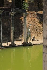 Canopus a Villa Adriana — Canopus, Hadrianus-villa