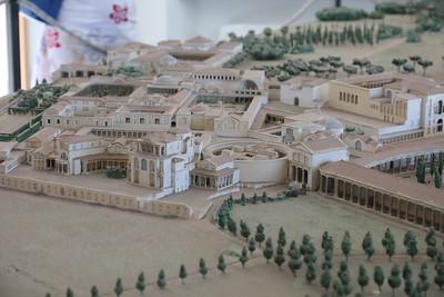 Detaglio di Villa Adriana — A Hadrianus-villa részlete