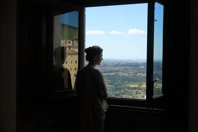 La Signora della vista — A látkép úrnője