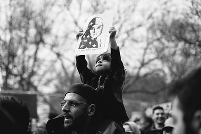 MUSLIM BAN PROTEST   1.29.2017