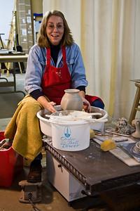 Sylvia Coppola, DuckCreekPottery.com