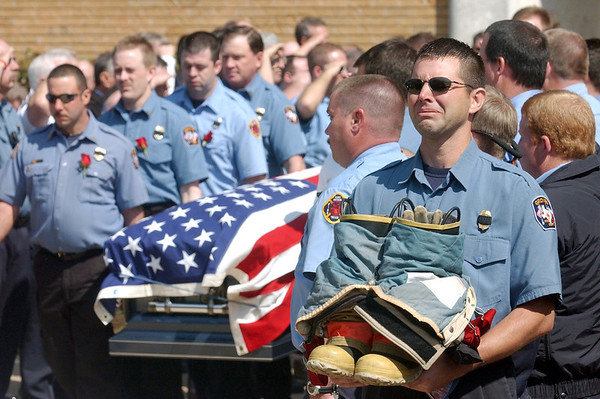Firefighter's Funeral