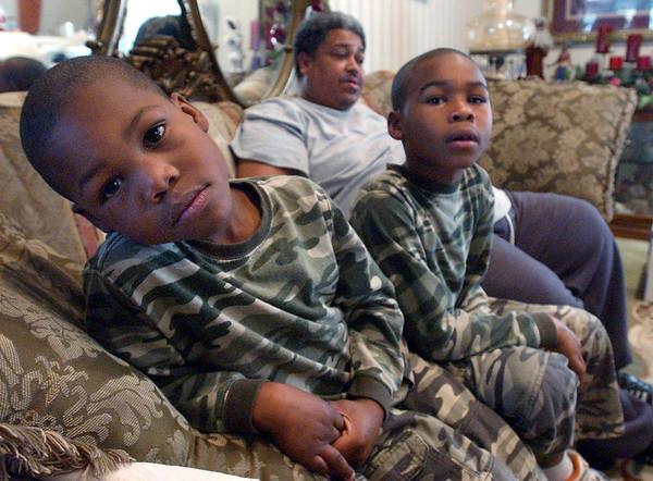 Katrina Survivors