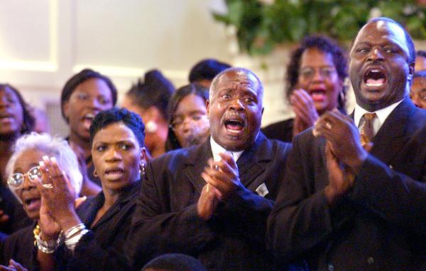 Rock Island Baptist Choir