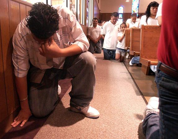 Immigrant Prayer