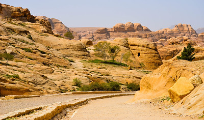 Petra - Wonder of the World - Jordan