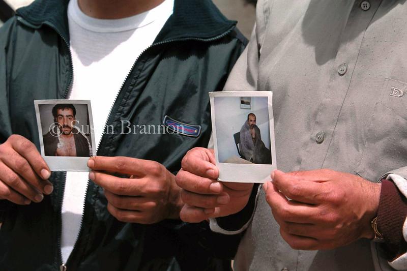 Held Prisoner in Jenin