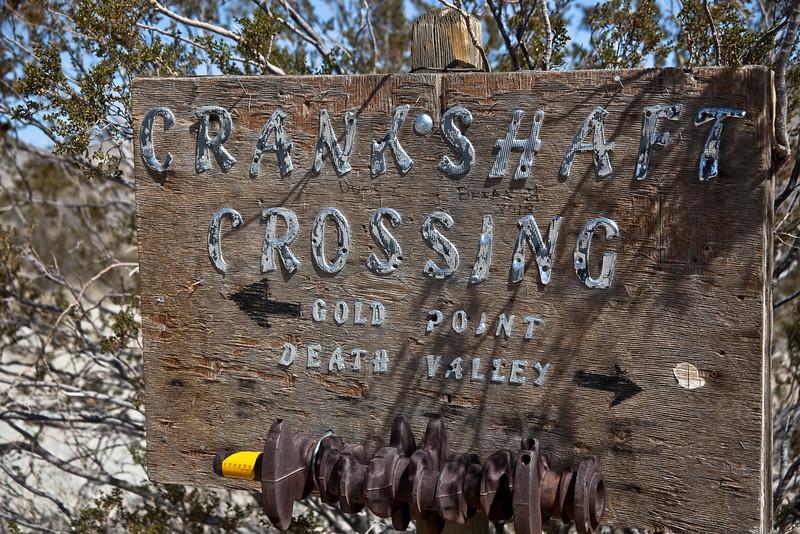 Crankshaft Crossing