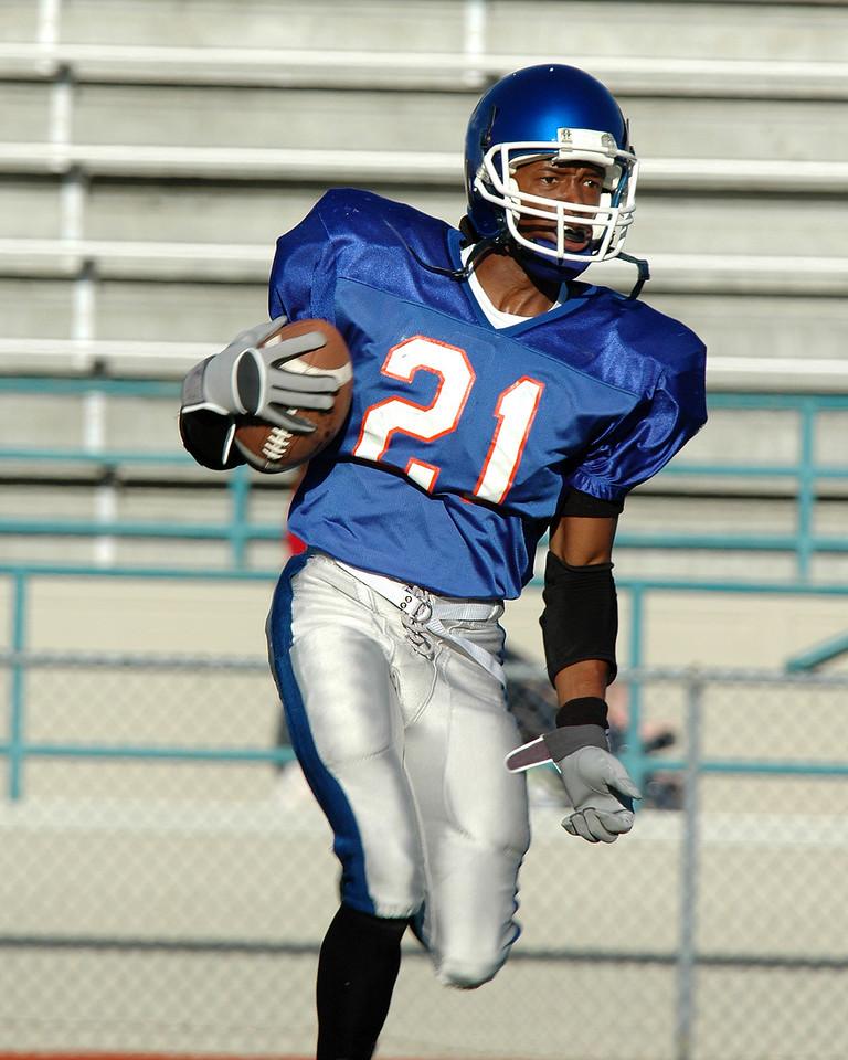Ty Williams, Kickoff runback