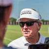 Steve Spurrier After Practice 8-12-15