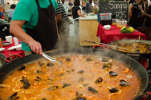 Paella South African Style