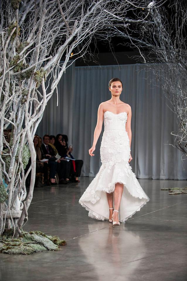Bridal Fashion Show - Monique Lhuillier