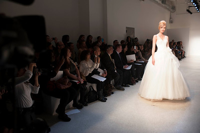 Bridal Fashion Show - Kenneth Pool