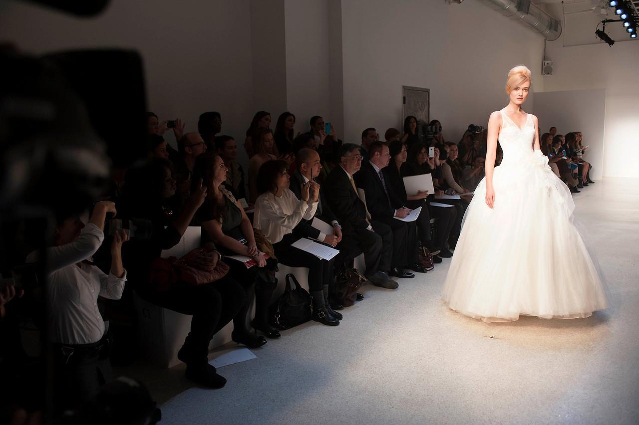 Bridal Fashion Show - Kenneth Pool
