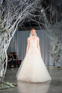 Bridal Fashion Show - Monique Lhuillier